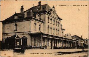 CPA-Jullouville-Le-Casino-Cote-de-la-Mer-633066