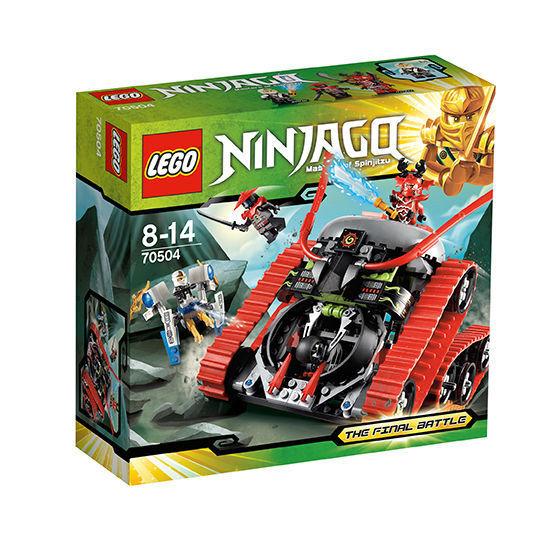 LEGO NINJAGO Garmatron 70504 70504 70504 neu b22988