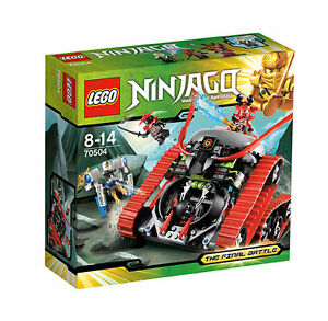 Lego Ninjago Garmatron 70504 Günstig Kaufen Ebay
