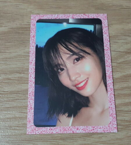 Twice 2nd Special Album Summer Night Momo C Photo Card official