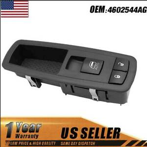 Front Passenger Side Door Power Window /& Lock Switch 4602544AG Fit for Dodge Chrysler Jeep