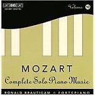 Wolfgang Amadeus Mozart - Mozart: Piano Music, Vol. 10 (1999)