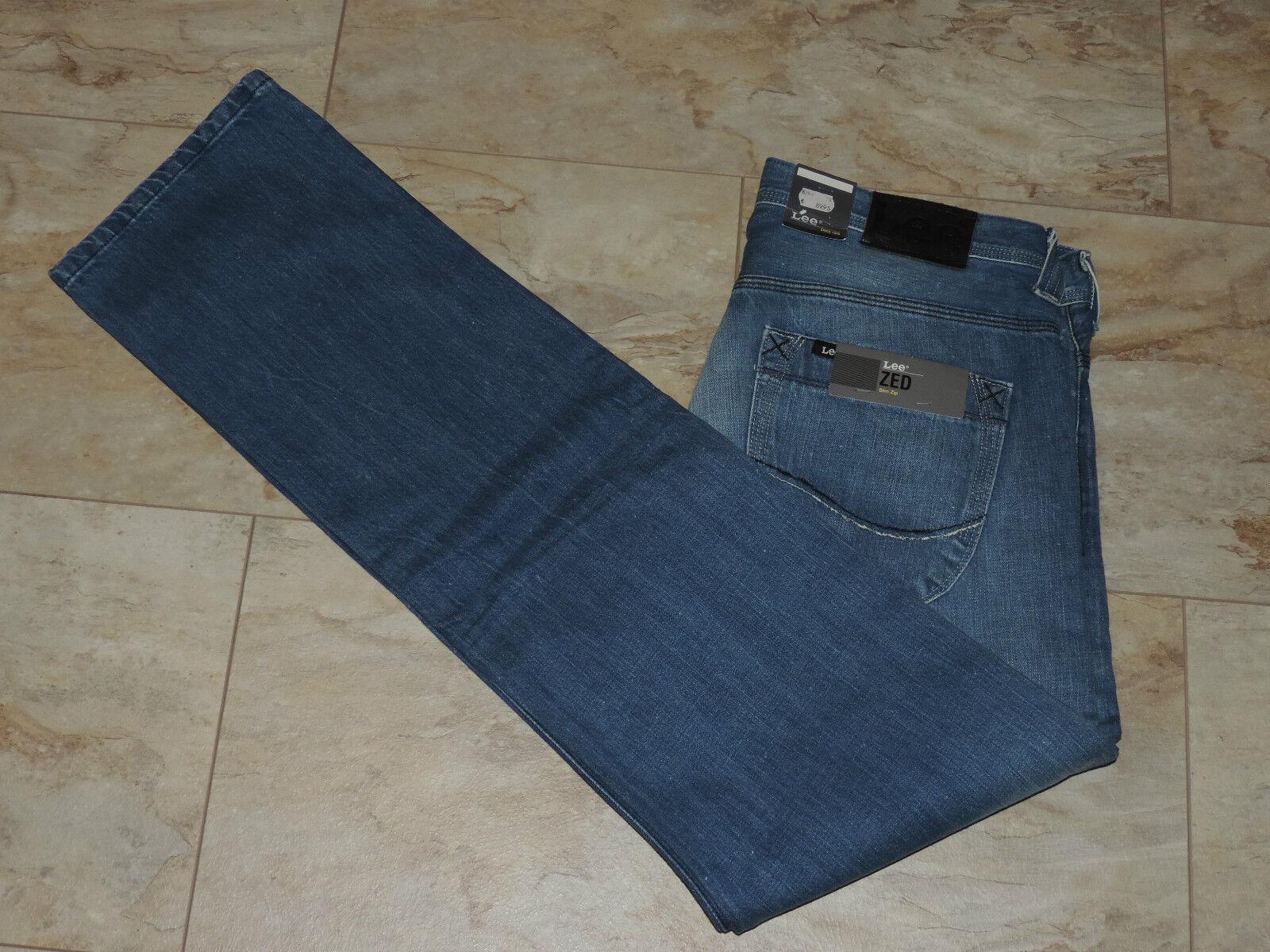 Lee Lee Lee Zed Herren Jeans, Gr. W34 L34, Neu 0b10f3