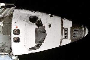 Sparsam Astronauts Look Out Space Shuttle Fenster 12x18 Silber Halogen Fotodruck Sammeln & Seltenes