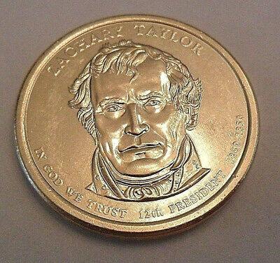 Mint Rolls Money 2009 P Zachary Taylor Set of Presidential Dollar Coins U.S