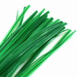 Details about Garden Twist Wire Flexible Plant Ties plastic Growth Aid Stem  Support Organiser
