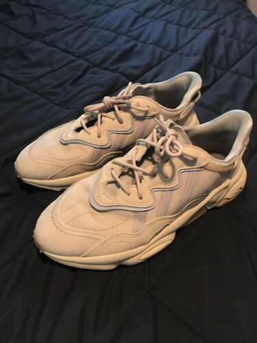 Adidas Ozweego Pale Nude Mens EE6462 Tan Athletic