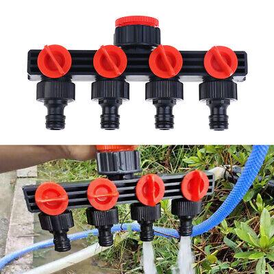 4 7mm Hose Water Sprinkler Pipe Tube Garden Water N Irrigation Drip Hose R1J5