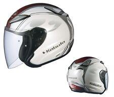 OGK KABUTO AVAND2 CITTA Pearl WHITE L Large  Helmet Japanese Model