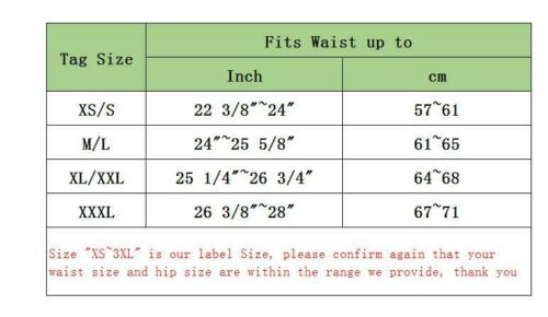 Damen Taille Trainer Bauchweggürtel Korsett Gürtel Shapewear Abnehmen Miewder DE