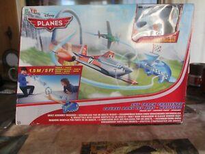 Disney Pixar Planes Air Race Track set sky track challenge playset /& Dusty Y0996
