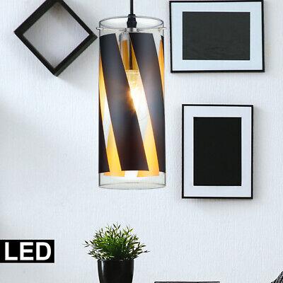 LED Soffitto Appesa Vetro Lampada Soggiorno Filamento ...