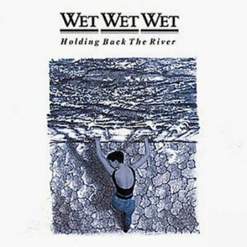 Wet Wet Wet + CD + Holding back the river (1989)