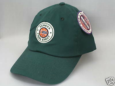 SENECA IL. FOOTBALL HIGH SCHOOL -  FOOTBALL IL. HAT -   GREEN  2005 72d512