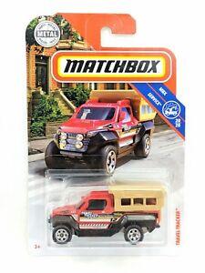 Matchbox-MBX-Service-Travel-Tracker