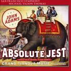 Absolute Jest/Grand Pianola Music von St Lawrence String Quartet (2015)
