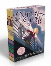 Nancy Drew Diaries: Curse of the Arctic Star; Strangers on a Train; Mystery of t