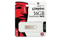 16gb Usb Kingston Flash Drive Dtse9h/16gbz Genuine Sealed