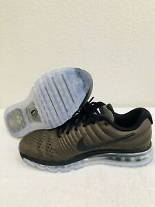 Details about NIB NIKE AIR MAX 2017 MEN'S RUNNING SHOE 849559 302 Cargo KhakiBlack Sz 10