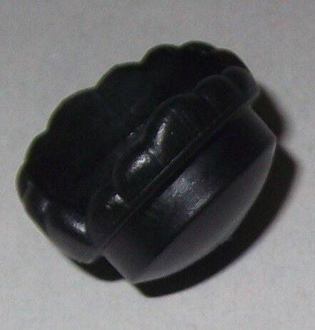 schwarz 00124 Haare Locken