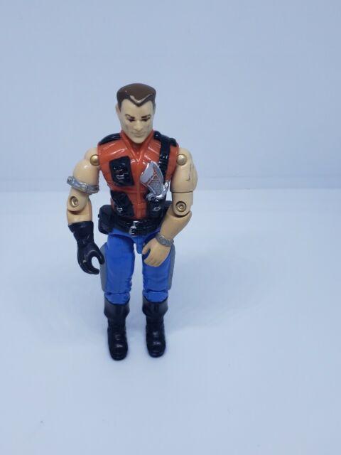Hasbro Mercer Action Figure GI JOE ARAH 80'S