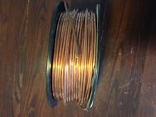 Ground Bare Bright Copper Wire 4 AWG(202feet)