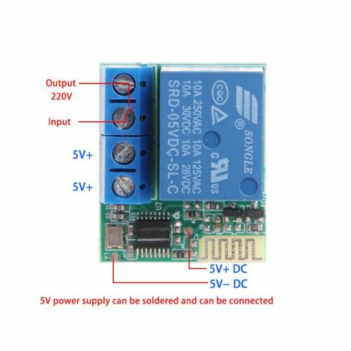 Bluetooth APP Control Time-Relayed Module For Accesse Controlling Relay Switch