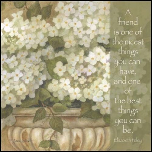 The Nicest Things ALP458-R Framed or Plaque by Annie LaPoint Art Print