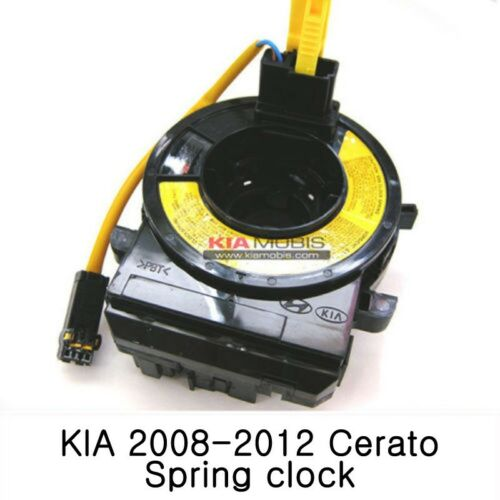 Kspeed Paddle switch clock spring Fits : KIA 2008-2012 Cerato Forte