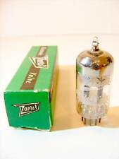 ZAERIX by RFT ECC81  12AT7 NOS  RADIO VALVE Tube Röhre TESTED VERY GOOD PRE AMP