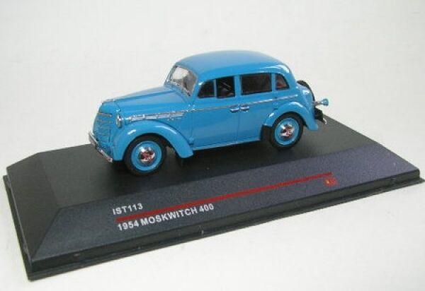 Moskwitsch 400 (Light bluee) 1954 1954 1954 73546f