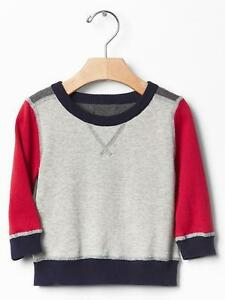 4887a804413f GAP Baby   Toddler Boys Size 12-18 Months Navy Blue Red Gray ...