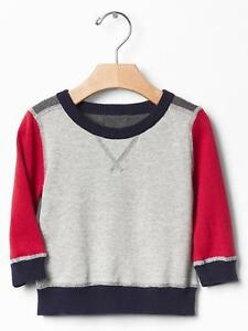 a1c9a7350667 GAP Baby   Toddler Boys Size 12-18 Months Navy Blue Red Gray ...