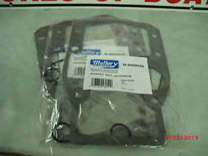 NEW OMC drive Gasket set (3) By Mallory 9-62605 Replaces 508105 2-C-2(1)