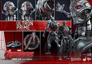 Avengers Age Of Ultron: Premières figurines 1/6 de figurines 12 Avengers Age Of Ultron: Ultron Premières 1/6 Figurine 12