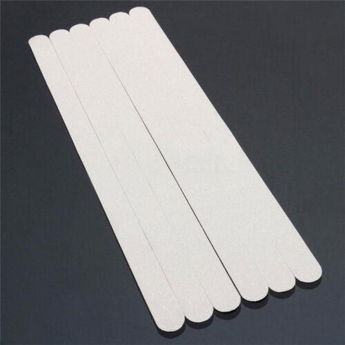Curved Strips 6PCS Bath Tub Shower Self Adhesive Non Skid Anti Slip Stickers HF
