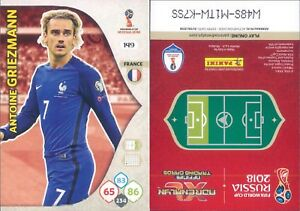 World-Cup-Russia-2018-panini-adrenalyn-cards-no-149-France-Griezmann
