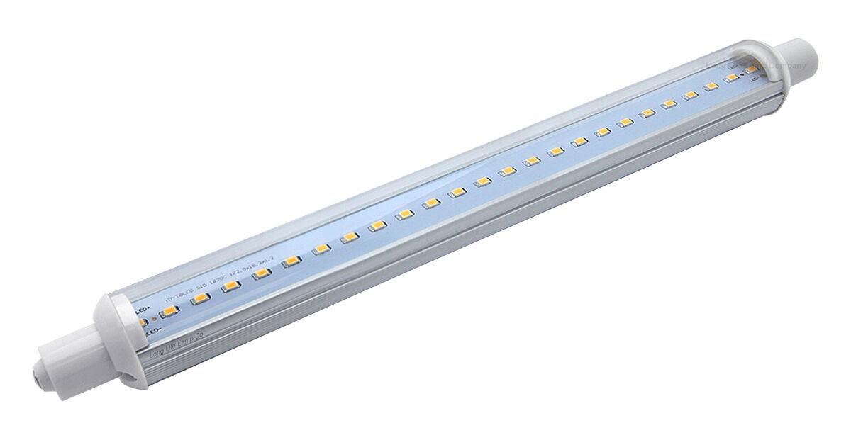 S15 LED Fluorescent Tube Strip Light Energy Saving 221mm 284mm LED SMD
