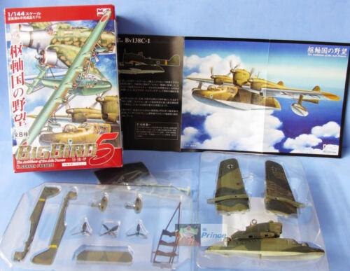 Big Bird 5 WW2 Deutsch Blohm /& Voss Bv138 Flugboot Flugzeug 1:144 Modell BB5/_3C