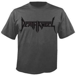 Logo Grey T-shirt Musik Unter Der Voraussetzung Death Angel T-shirts
