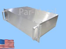 3U DIY All Aluminum Par Metal Rackmount Chassis Case 12-19155N
