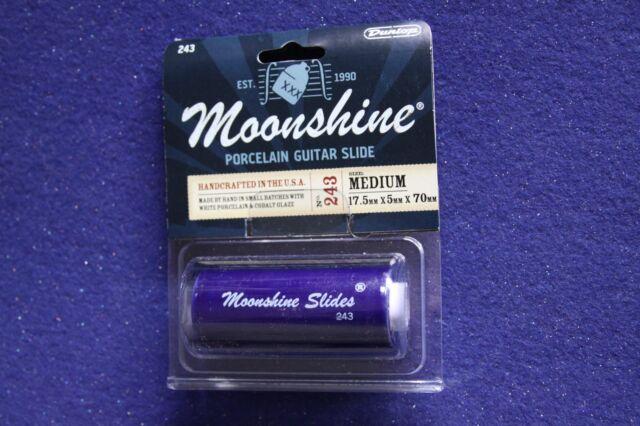 Dunlop Ceramic Moonshine Guitar Slide Medium Size