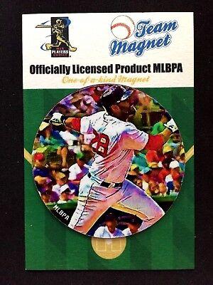 Boston Red Sox Jd Martinez Magnet-cool Collectible Sport #1 Best Seller-fan Fav Extrem Effizient In Der WäRmeerhaltung Weitere Ballsportarten