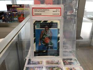 Jerome-Moiso-2000-01-Topps-Reserve-Rookie-111-Celtics-PSA-8-NMMT-999