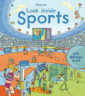 Look Inside Sports by Rob Lloyd Jones (Hardback, 2013)
