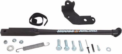 NEW Moose Racing Black Aluminum Kickstand YAMAHA YZ250F 10-14 YZ450F 10-15 YZF