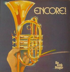 Encore! Producer: Jim Bastin (Up-With-People-Records Vinyl-LP Belgium 1981) - Hamburg, Deutschland - Encore! Producer: Jim Bastin (Up-With-People-Records Vinyl-LP Belgium 1981) - Hamburg, Deutschland