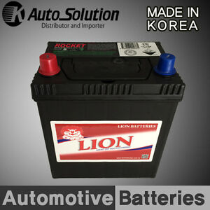Smf Car Battery Ns40za 12v Cca360 Fits Nissan Vector Mitsubishi