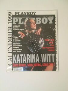 Katarina WittS Playboy Shoot From 1998