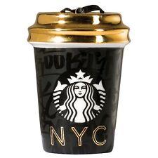 Starbucks NEW YORK  NYC Destinations Christmas Ornament Tumbler, Mug YAH 2015
